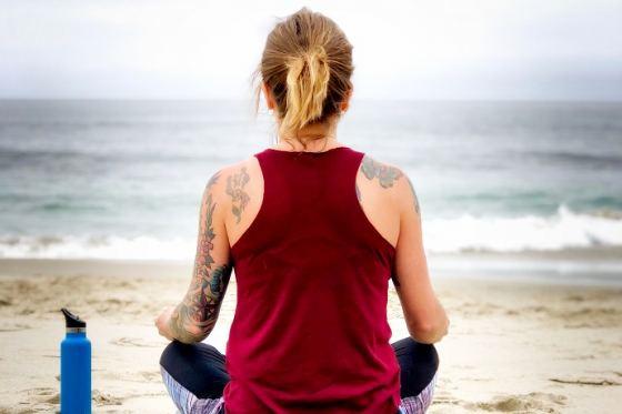 Kine-Yoga bij City Beach 88