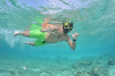 Tuesday Snorkeling Trip to Caracasbaai