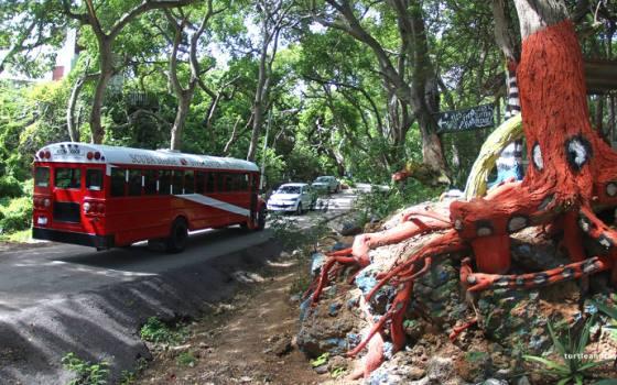 Westpunt - De Dive bus