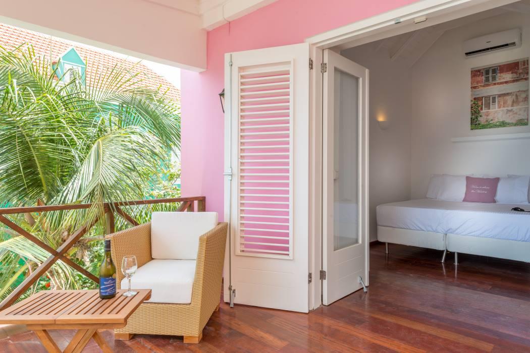 Superior Deluxe - Scuba Lodge Boutique Hotel & Ocean Suites Curac