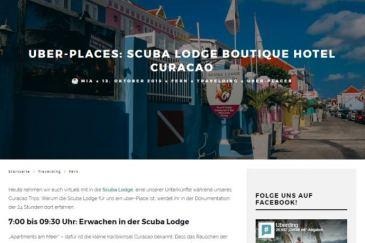 Lees de ervaring van blogster Mia bij Scuba Lodge
