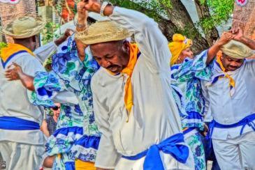 Het Curaçao-gevoel in Paramaribo