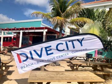City Beach 88 officially renamed to Dive City Curaçao