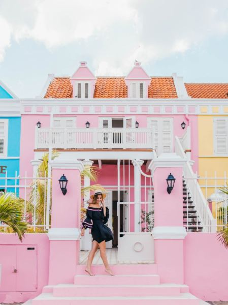 The 5 Most Insta-Worthy Places Around Willemstad Curaçao