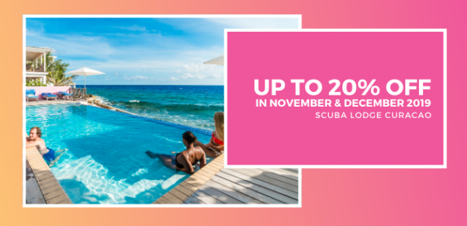 Up to 20% Off Your End-Of-The-Year-Getaway to Curacao