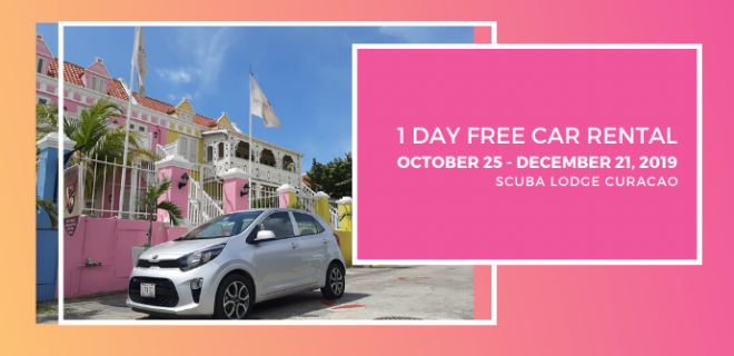 One Day Free Car Rental for Scuba Lodge Guests