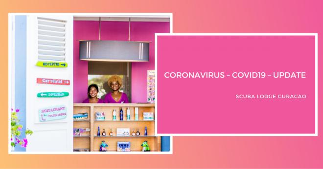 Coronavirus – COVID19 – Update