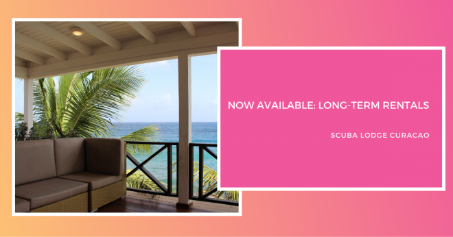 Now available: Long-term rentals in Curaçao