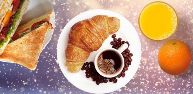 New Year Breakfast & Brunch Buffet