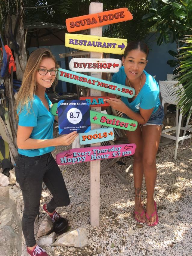 Our Team Scuba Lodge Boutique Hotel & Ocean Suites Curaçao